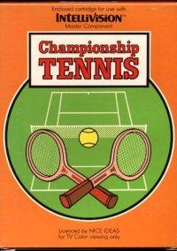 Обложка Championship Tennis