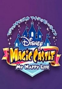 Обложка Disney Magic Castle: My Happy Life