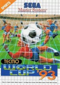 Обложка Tecmo World Cup '93