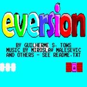 Обложка Eversion