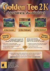 Golden Tee 2K – фото обложки игры