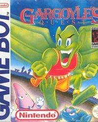 Обложка Gargoyle's Quest