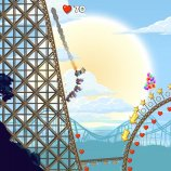 Скриншот Nutty Fluffies Rollercoaster