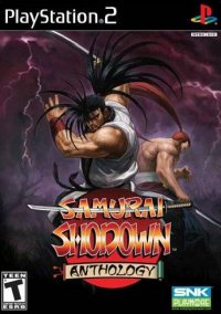 Обложка Samurai Shodown Anthology