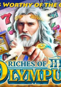 Обложка Slots: Riches of Olympus