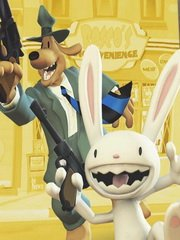 Обложка Sam & Max: Episode 4 - Abe Lincoln Must Die!