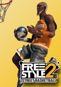 FreeStyle2: Street Basketball – фото обложки игры