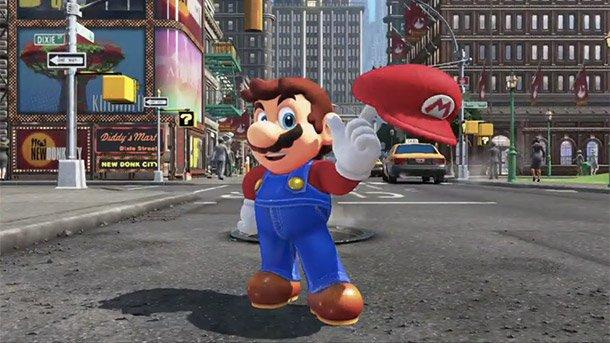 Трейлеры игр и анонсы с презентации Nintendo Switch