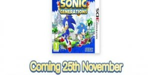 Sonic Generations. Видео #15