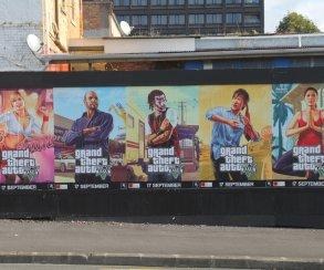 В сети появились новые арты Grand Theft Auto V