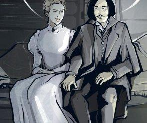 Посмотрите намилые комиксы помотивам фильма «Гоголь. Начало»