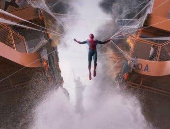 Человек - паук : Возвращение домой (2017) HD смотреть онлайн