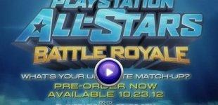 PlayStation All-Stars Battle Royale. Видео #7
