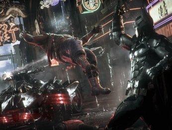 Рецензия на Batman: Arkham Knight