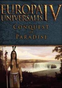 Обложка Europa Universalis 4: Conquest of Paradise