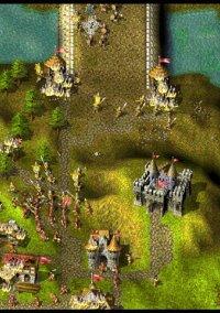 Обложка Knights and Merchants: The Peasants Rebellion