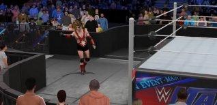 WWE 2K17. Режим карьеры