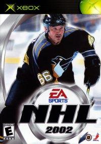 Обложка NHL 2002