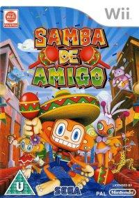 Samba de Amigo – фото обложки игры