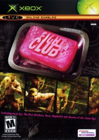 Обложка Fight Club