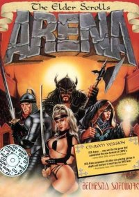 Обложка The Elder Scrolls: Arena