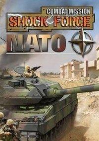 Combat Mission: Shock Force - NATO – фото обложки игры