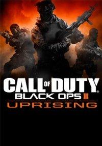 Обложка Call of Duty: Black Ops 2 Uprising