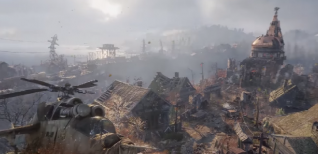 Metro: Exodus. Анонсирующий трейлер с E3 2017
