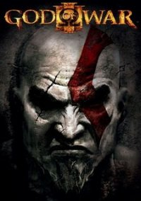 Обложка God of War 3