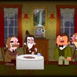 Скриншот Adventures of Bertram Fiddle: Episode 1 - A Dreadly Business – Изображение 12