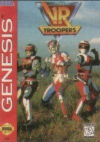 Обложка VR Troopers