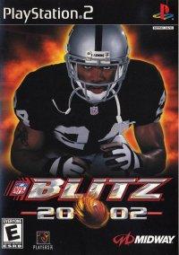Обложка NFL Blitz 20-02