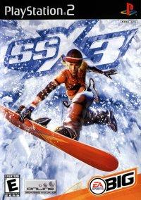 SSX 3 – фото обложки игры