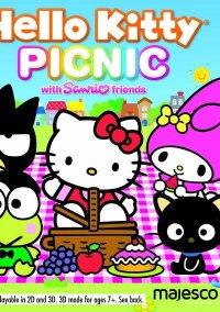 Обложка Hello Kitty Picnic with Sanrio Friends