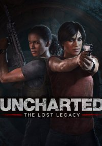 Обложка Uncharted: The Lost Legacy