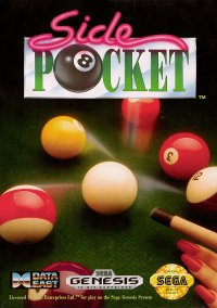 Обложка Side Pocket