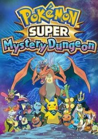 Обложка Pókemon Super Mystery Dungeon