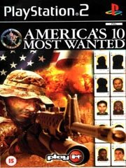 Обложка America's 10 Most Wanted: War on Terror