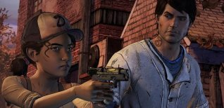 The Walking Dead: The Telltale Series - A New Frontier. Дебютный трейлер