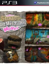 Обложка Sackboy's Prehistoric Moves