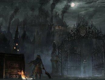 Bloodborne – готика, кровь, кошмар