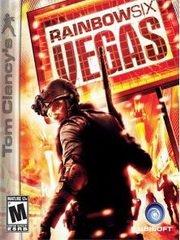 Обложка Tom Clancy's Rainbow Six: Vegas