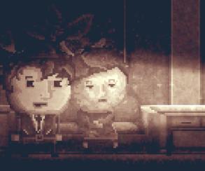 Пиксельный инди-хоррор Distraint добрался из Steam в Google Play