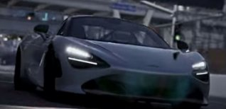 Project CARS 2. Трейлер McLaren 720S Trailer