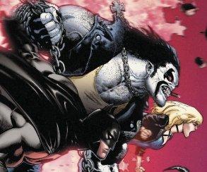 Бэтмен и его Лига Справедливости против захватчиков из другого мира