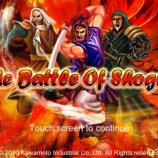 Скриншот The battle of Shogun