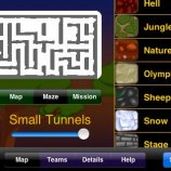 Скриншот Hedgewars