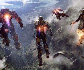 Застыдили: Sony удалила трейлер Anthem с фейковым интерфейсом