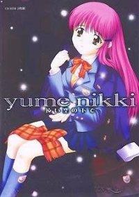 Обложка Yume Nikki
