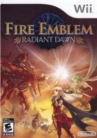 Обложка Fire Emblem: Radiant Dawn